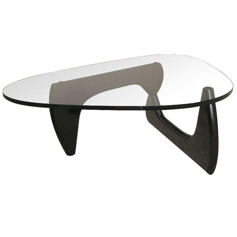 isamu noguchi attributed vintage cocktail table at 1stdibs. Black Bedroom Furniture Sets. Home Design Ideas