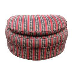 Demilune Rolling Ottoman