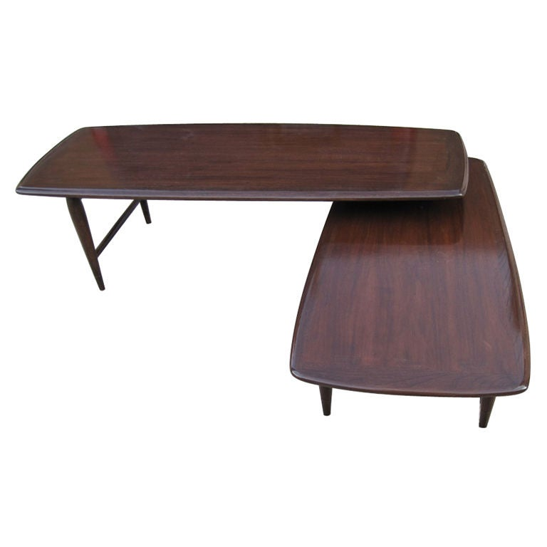 Modular Surfboard Cocktail Table For Sale At 1stdibs