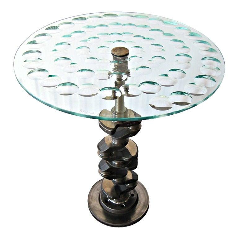 Feliciano Bejar, Single or Pair Magiscope End Table