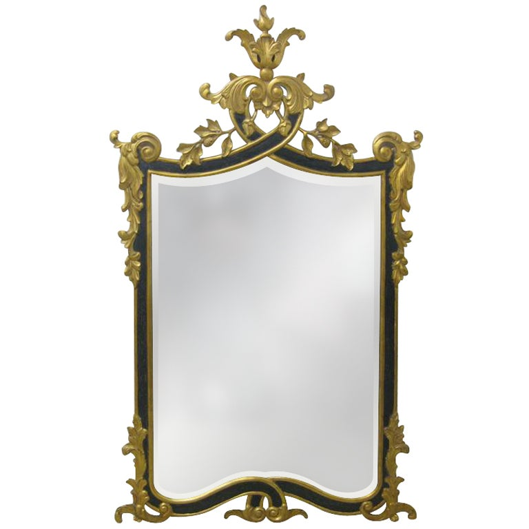 now sold antique style large gilt frame wall mirror by conso