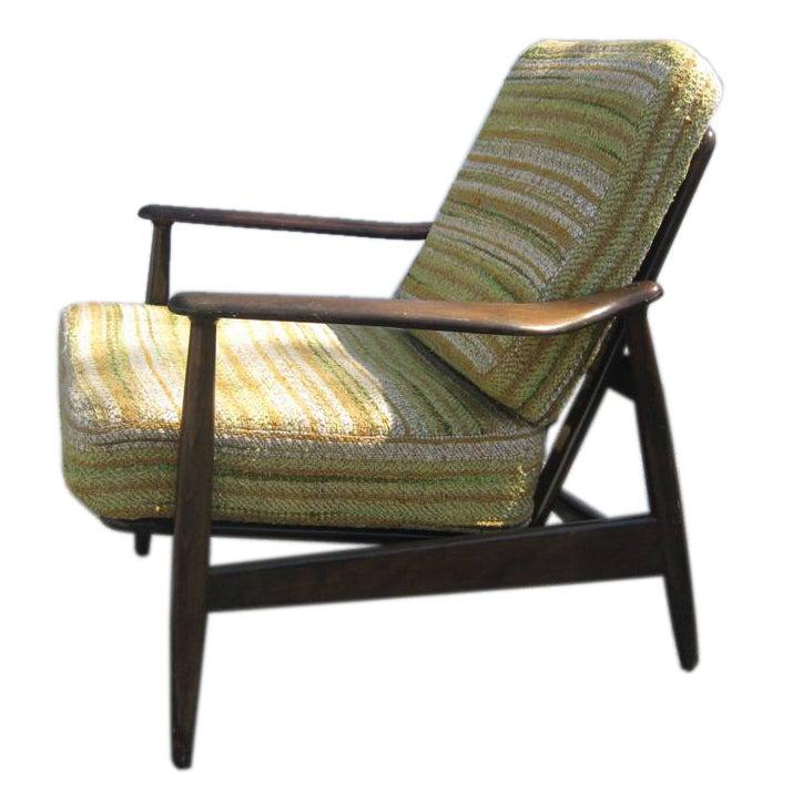 Finn Juhl Adjustable Lounge Chair At 1stdibs