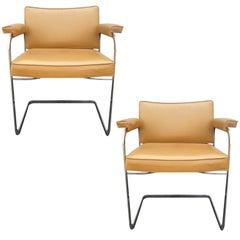 Bauhaus Chairs by Robert Haussmann