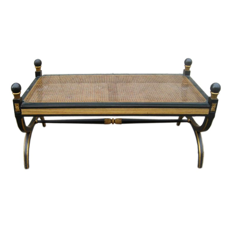 Baker Cocktail Table At 1stdibs