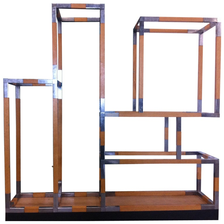 Monumental Etagere For Sale