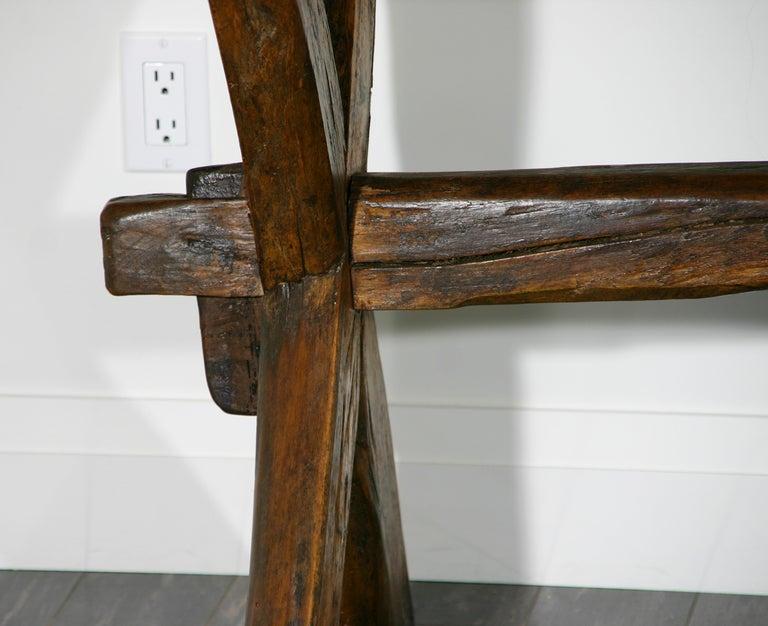 Sawbuck Table 6