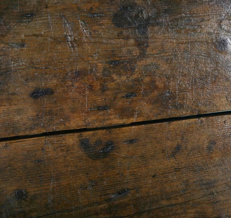 Sawbuck Table For Sale 4