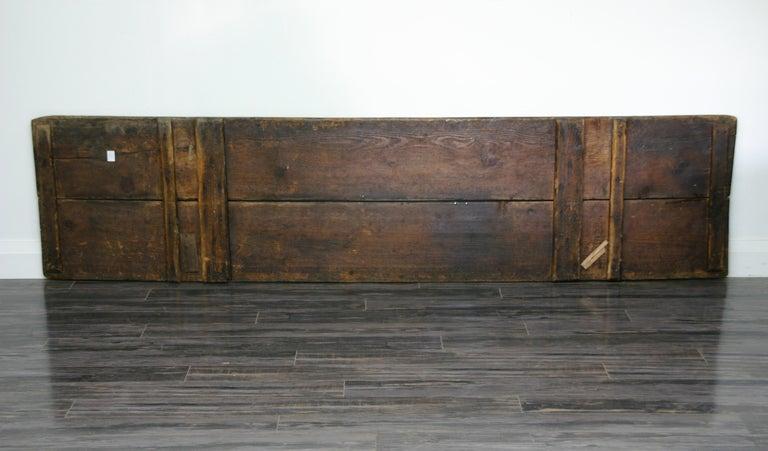 Sawbuck Table 8