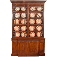 George III Early 19th Century Bookcase