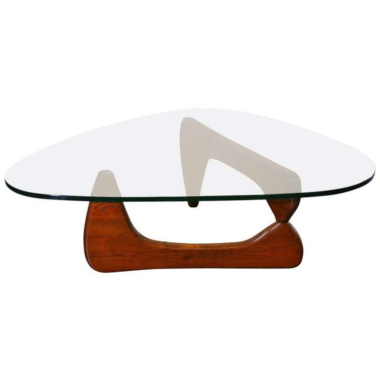 Vintage Isamu Noguchi Coffee Table 1 - Vintage Isamu Noguchi Coffee Table At 1stdibs