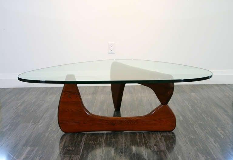 Vintage Isamu Noguchi Coffee Table At 1stdibs