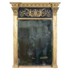Regency Gilt Mirror