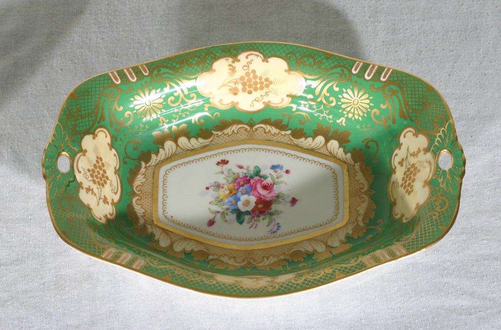 English Staffordshire Porcelain For Sale