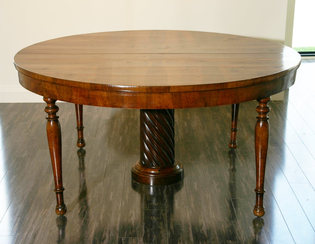 Italian furniture dining table italian dining table for sale at 1stdibs oval high end marble - Italian furniture for small spaces ...