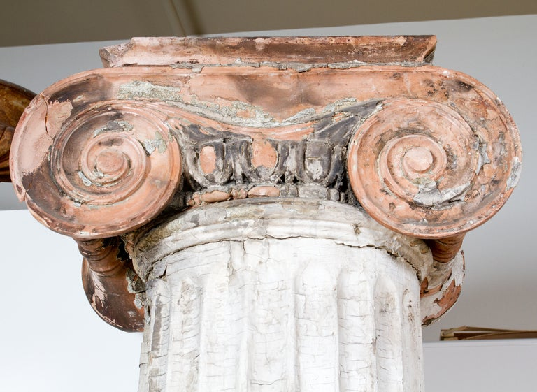 American Ionic Column For Sale