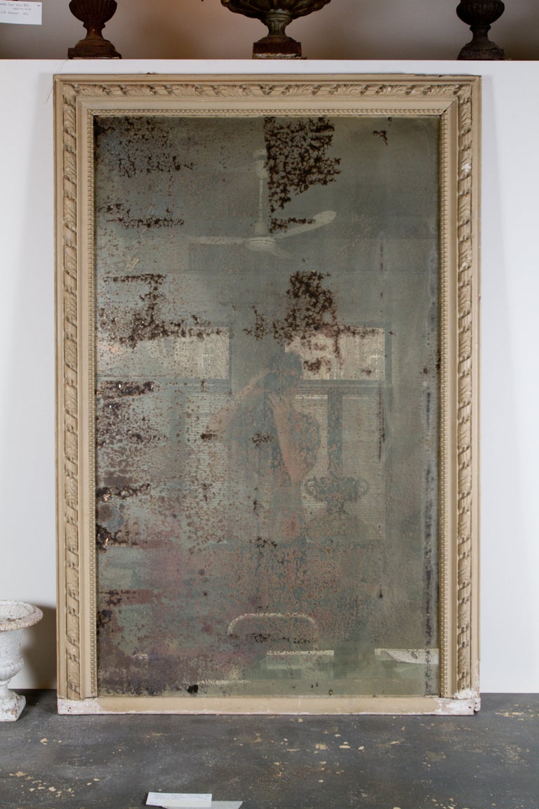 Louis XVI Style French Mirror For Sale