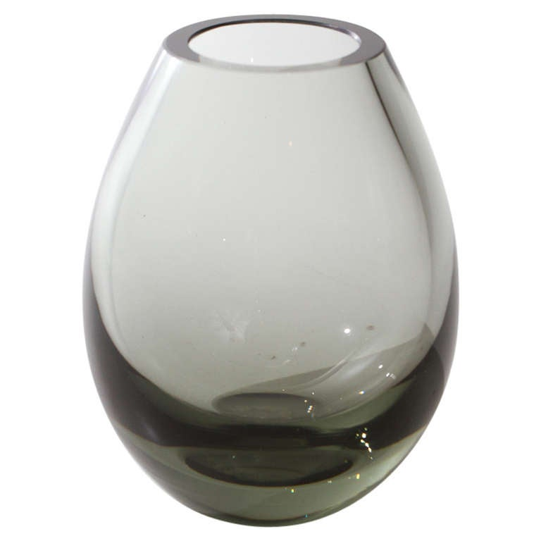 Per Lutken Glass Bowl for Holmegaard