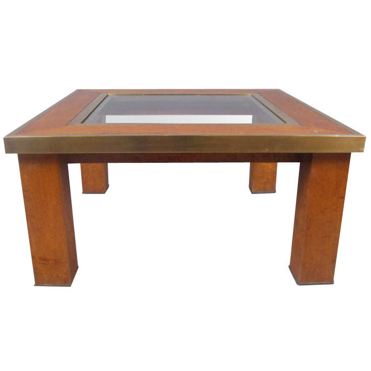 Modern French Coffee Table At 1stdibs