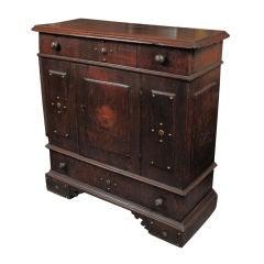 18th Century Tuscan Walnut Cabinet