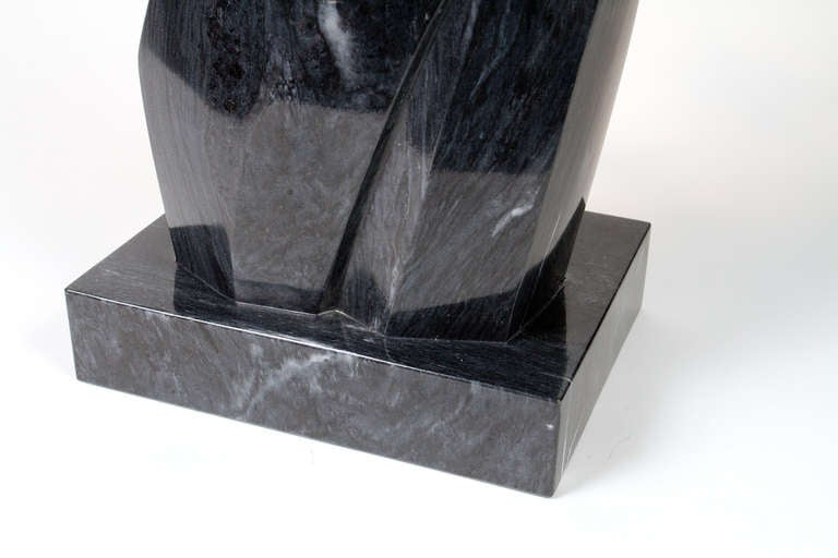 Abstract Marble Sculpture For Sale 1