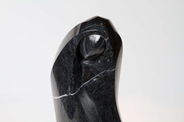 Abstract Marble Sculpture For Sale 2