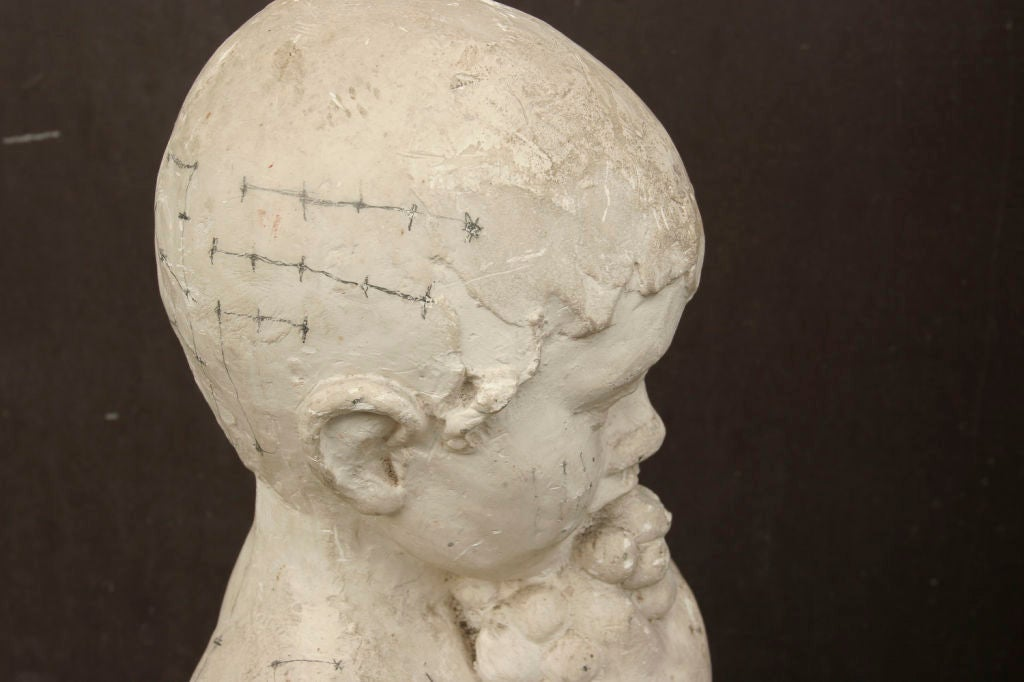 how to make a plaster relief sculpture