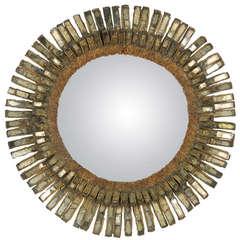 Rare Line Vautrin Mirror