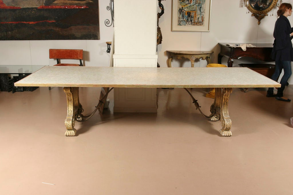 large and unusual baroque style dining table at 1stdibs unusual dining tables mom foodie