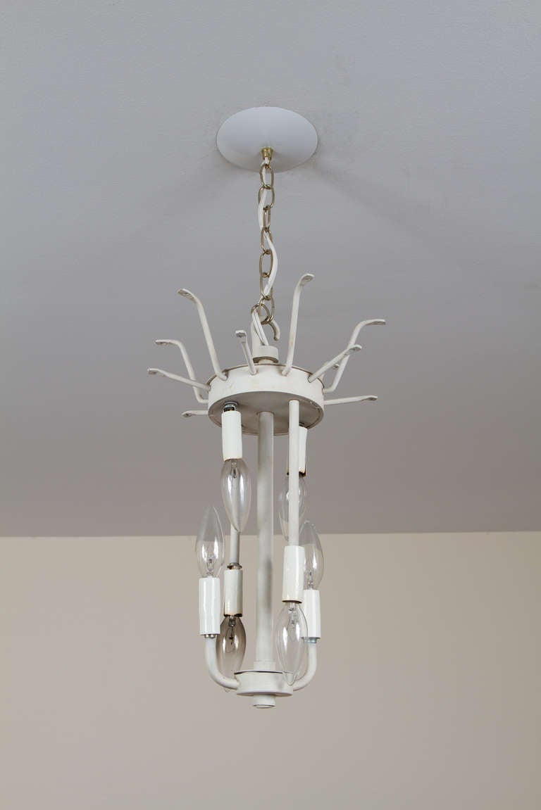 Murano Chandelier For Sale 3