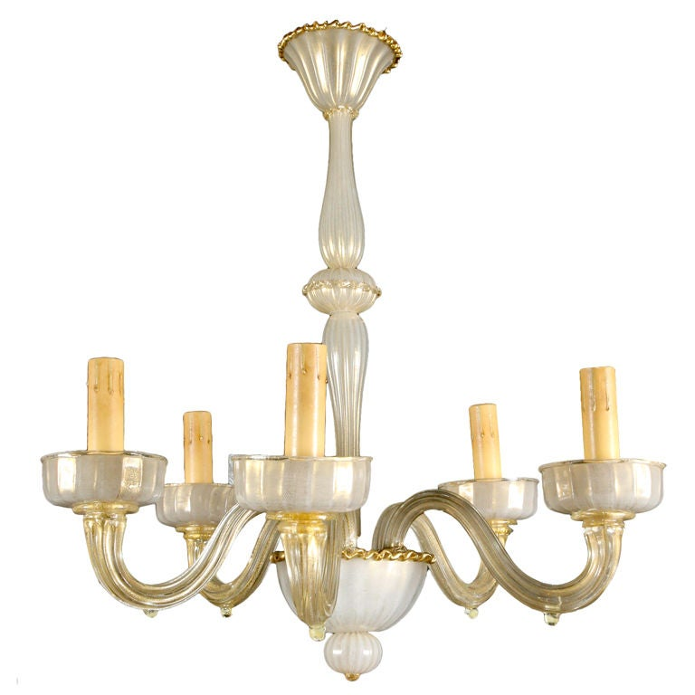 Murano Chandelier For Sale At 1stdibs