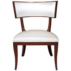 Stylish MChair in the Manner of Billy Haines