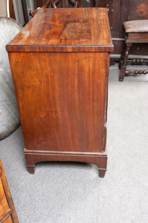 Danish Biedermeier Chest of Drawers For Sale 3