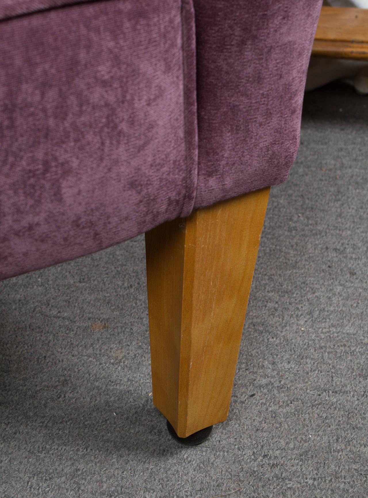 Pair of Josef Hoffmann Wiener Werkstatte Style Armchairs by Wittmann, Austria For Sale 1