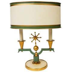 Genet et Michon Table Lamp
