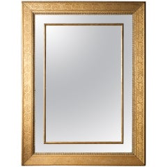 Regency Style Giltwood Mirror