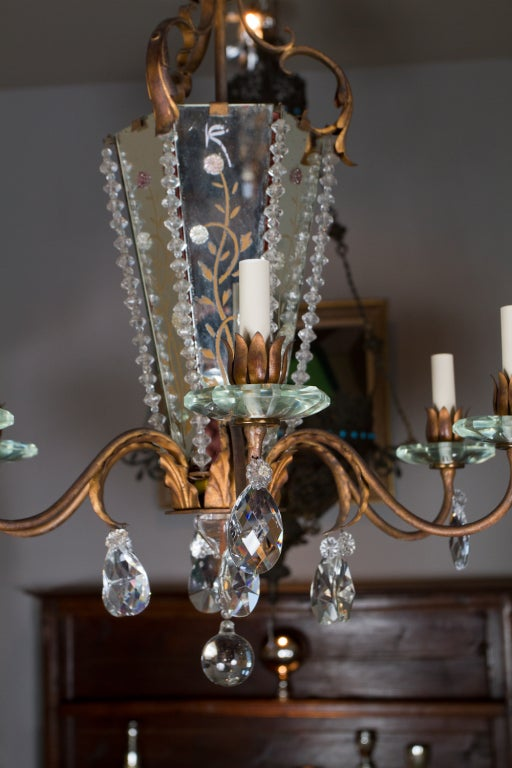 Mid Century Chandelier For Sale At 1stdibs