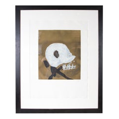 "Limited Edition Etching by Antoni Tapies ""Grand Central"""
