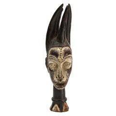 Antique African Nigeria Ibo Sculpture