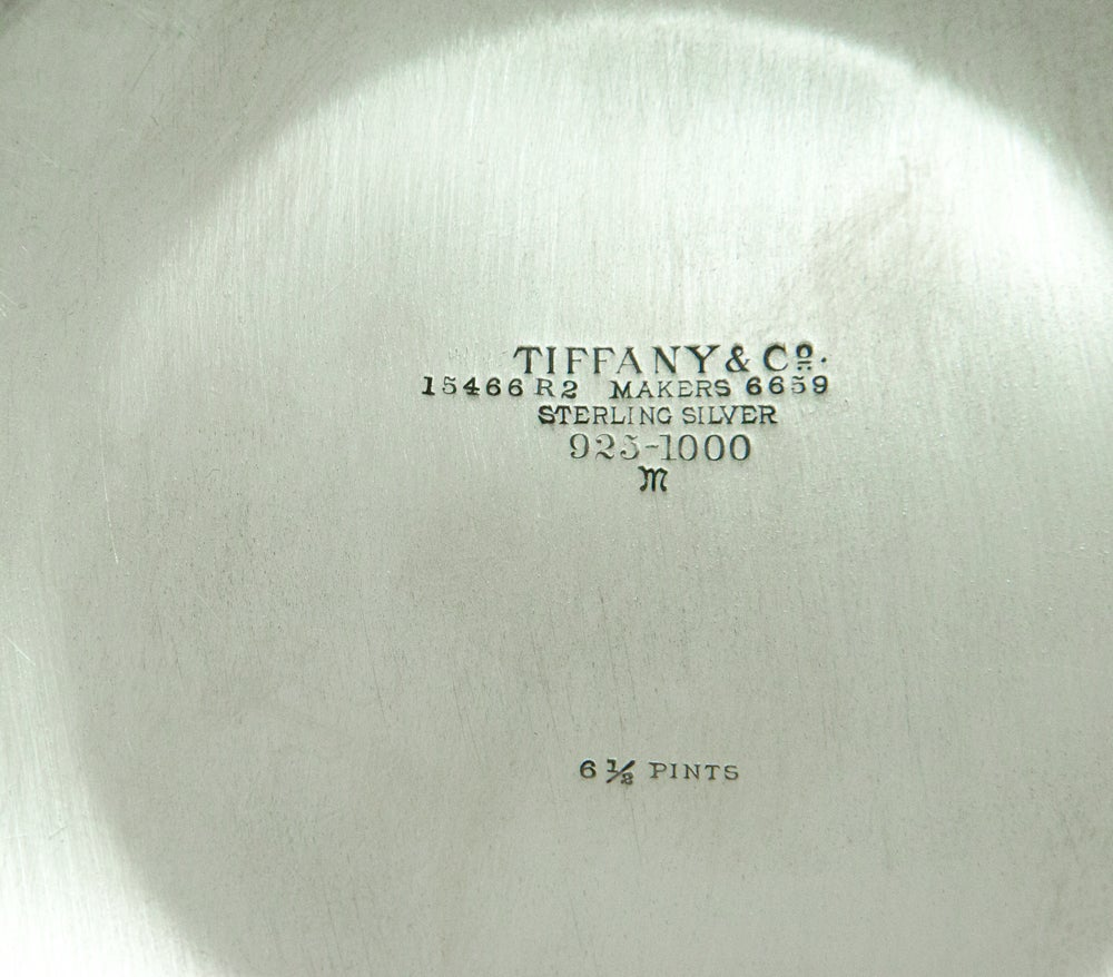 Tiffany & Co, Sterling Silver Presentation Loving Cup 3