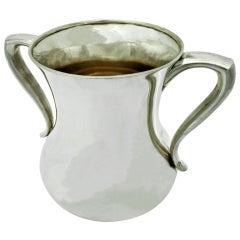 Tiffany & Co, Sterling Silver Presentation Loving Cup