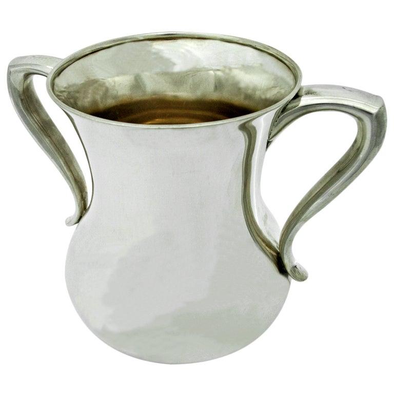 Tiffany & Co, Sterling Silver Presentation Loving Cup 1