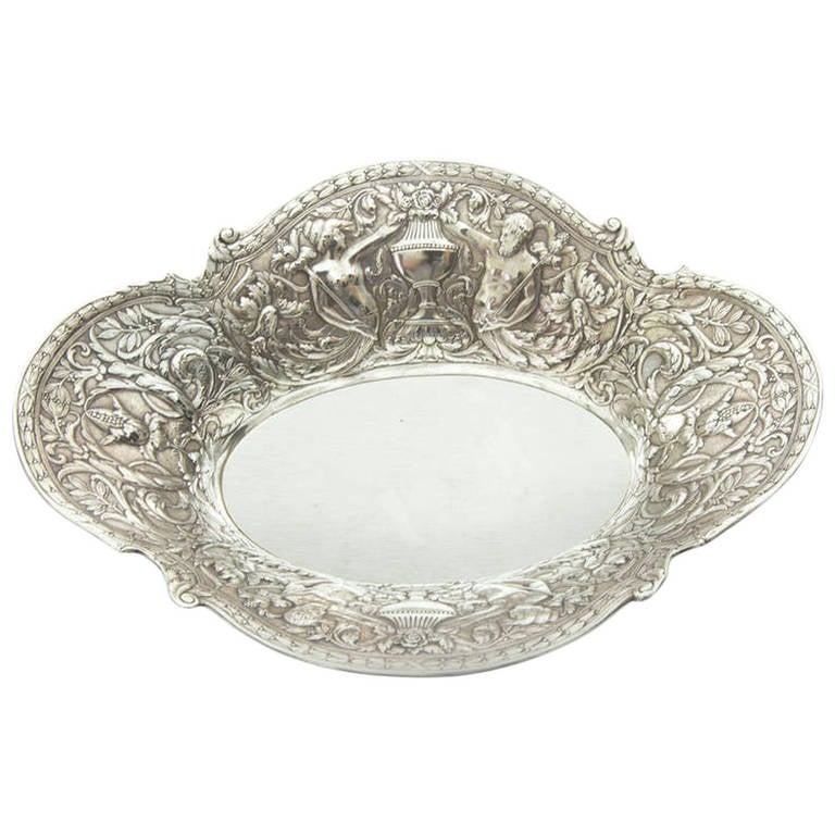 Gorham Neoclassical Sterling Silver Bowl