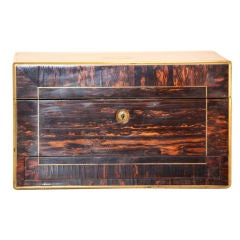Victorian Coromandel Toiletry Box