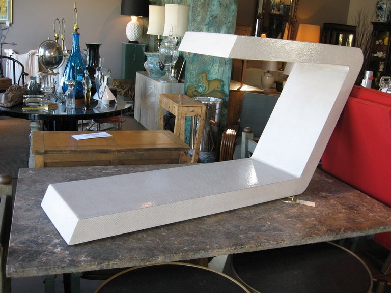 Faux python console table for sale at 1stdibs for Table in python