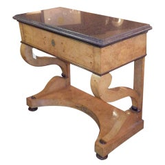 French 19th century Console