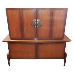 Tall Dresser by Bert England for Johnson Furniture Co.