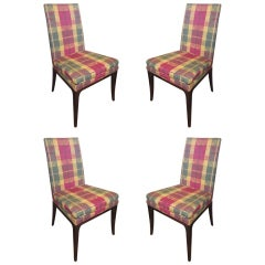 Set of 4 Harvey Probber Dining Chairs