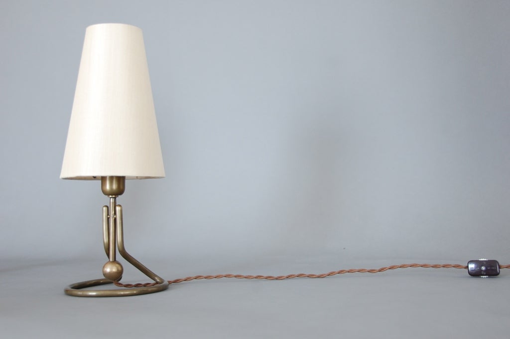 Pair of Kalmar Attr Sconces/Table Lamps at 1stdibs