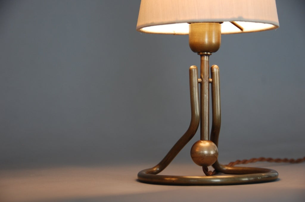 Pair of Kalmar Attr Sconces/Table Lamps at 1stdibs