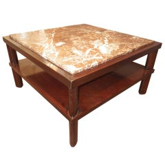 T.H Robsjohn Gibbings Coffee Table